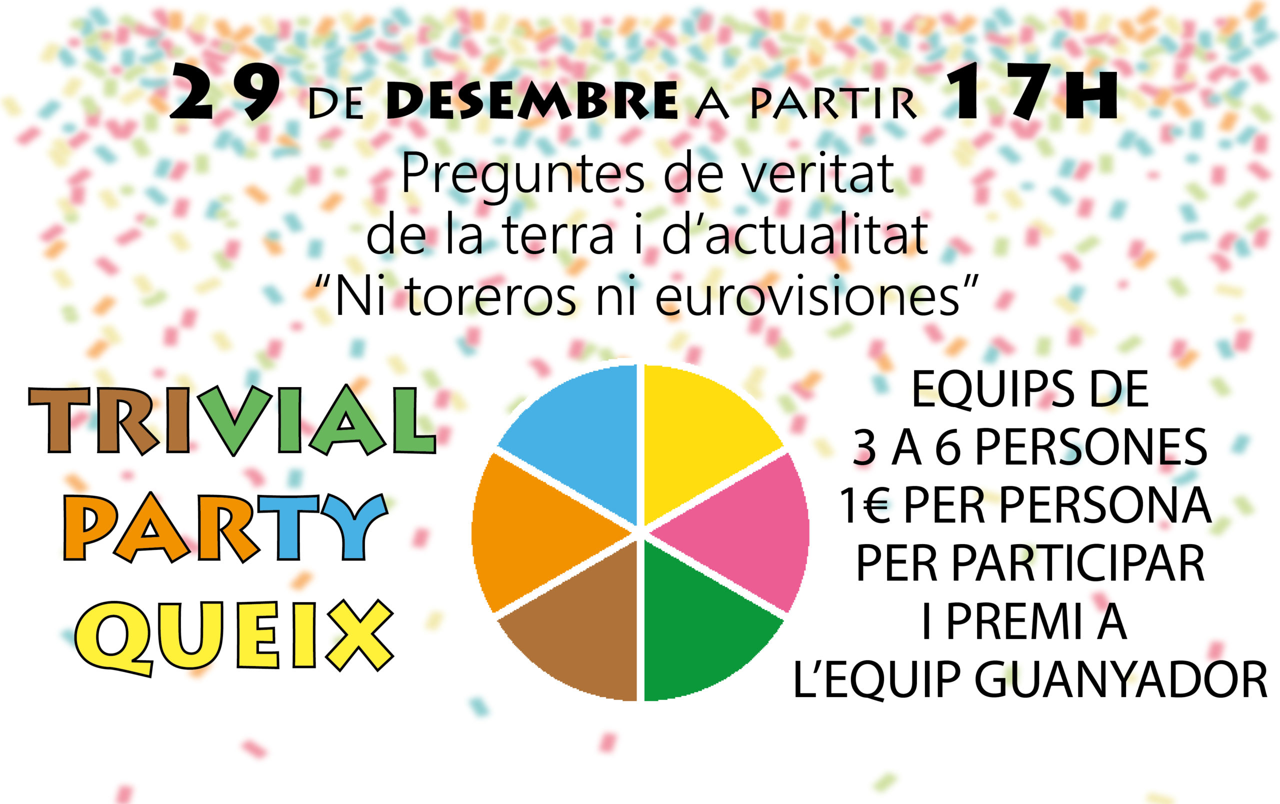 Trivial Party Queix